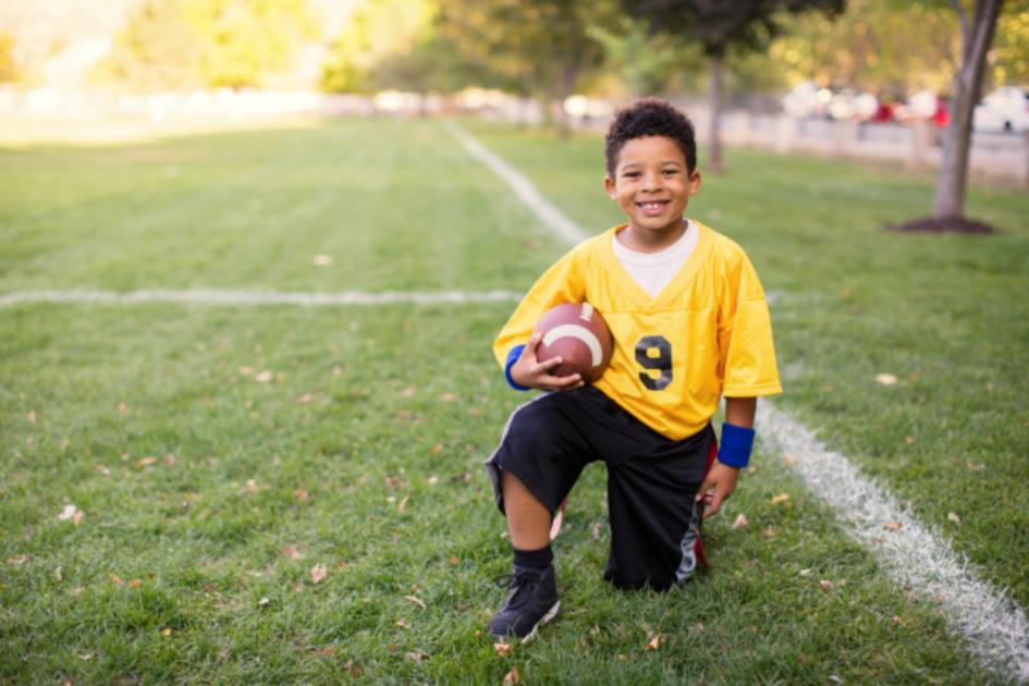 Dental Safety During Fall Sports | Suffolk Pediatric Dentist